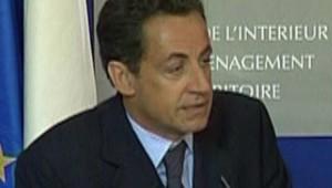 Sarkozy fait le point