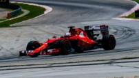 Sebastian Vettel au GP de Malaisie