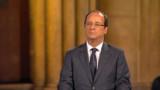 """Hollande sur la Syrie : """"pas de solution politique sans le départ d'Assad"""""""