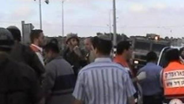 attentat cisjordanie