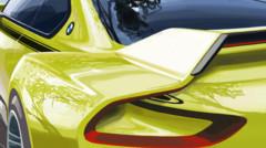 BMW 3.0 CSL Hommage 2015 Concept