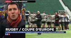 Coupe d'Europe de Rugby : plus que quelques heures avant la finale Clermont/Toulon