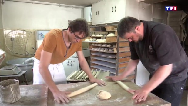 D'apprenti philosophe à boulanger, il n'y a qu'un pas