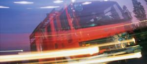 Un car transportant des adolescents se renverse sur l'A39 : 13 blessés dont 3 graves