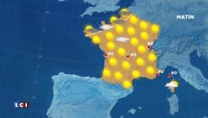La météo de ce 7 avril : du soleil, partout