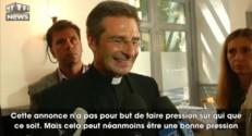 La réaction du prêtre démis de ses fonctions par le Vatican après son coming out