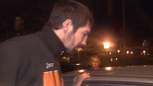 Nikola Karabatic mardi 2 octobre au moment de son transfert vers Montpellier.