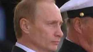 Poutine, 1er président russe