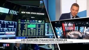 Brexit : panique annoncée sur les marchés financiers