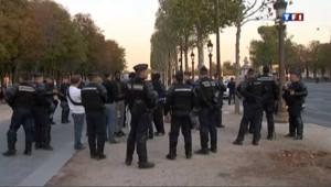 Enquête ouverte après la manifestation islamiste de Paris