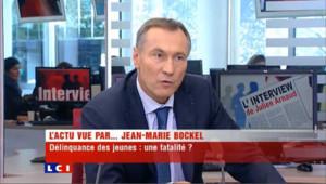 "Jean-Marie Bockel : interdire la polygamie ? : ""S'il faut une loi, nous verrons..."""