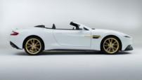 L'Aston Martin Vanquish Volante édition