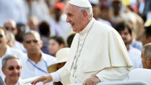 Pape François Cuba visite