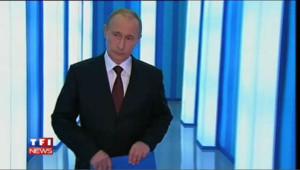 Poutine fait son show à la tv