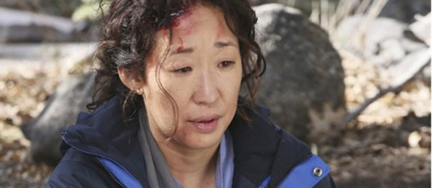 Sandra Oh - Grey&#039;s Anatomy saison 8