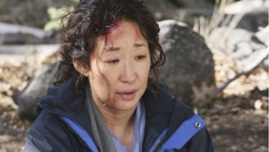 Sandra Oh - Grey's Anatomy saison 8