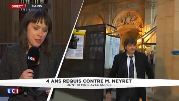 Affaire Neyret : 4 ans de prison requis pour l'ex numéro 2 de la PJ