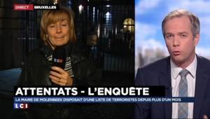 """Attentats de Paris : """"C'est un électrochoc"""" estime la bourgmestre de Molenbeek"""