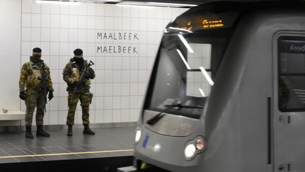 Bruxelles Maelbeek attentats sécurité réouverture