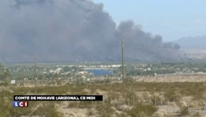 Des incendies ravagent l'Espagne et les Etats-Unis