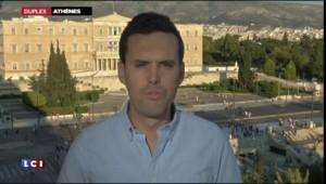 """Dette grecque : Tsipras face aux frondeurs """"engage sa responsabilité"""""""