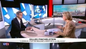 L'invité politique d'Arlette Chabot, Gilles Finchelstein