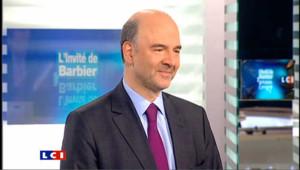LCI - Pierre Moscovici est l'invité politique de Christophe Barbier