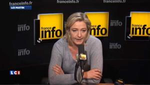 """Le retrait de Morin, """"une volonté de nettoyer l'élection"""" pour Le Pen"""