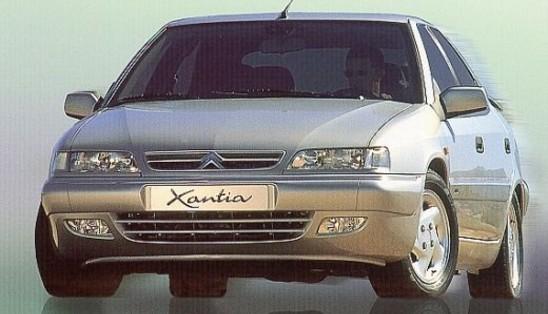 Photo 1 : XANTIA - 1997