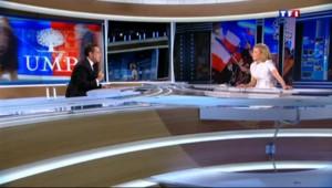 """Sarkozy président de l'UMP : """"C'est un nouveau départ"""""""