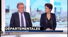 """""""Aubry, quand elle parle, ça fait mal"""", pour Dominique de Montvalon"""