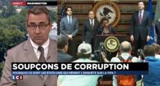 """""""C'est la coupe du monde de la corruption"""" au sein de la FIFA"""