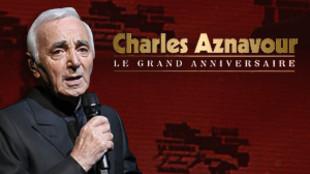 Charles Aznavour : le grand anniversaire