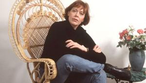 L'actrice néerlandaise Sylvia Kristel en avril 1998.