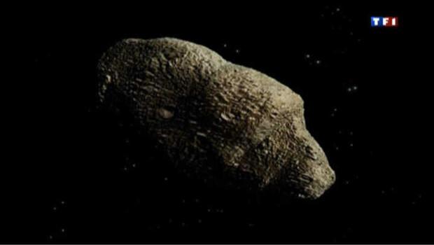 L'astéroïde 2013 ET, qui mesure 140 mètres de long, est passé à 950.000 km de la Terre samedi