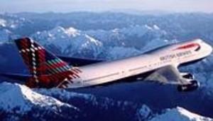Panique à bord du 747