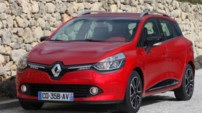RENAULT Clio Estate IV dCi 90 eco2 90g Limited - 2014