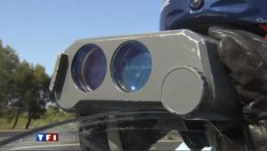 routes contrôle radar