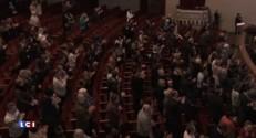Ukraine: le show continue à Donetsk malgré la guerre