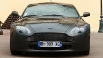 Aston Martin V8 Vantage à gagner dans le Jeu de l'émission Automoto du dimanche 27 avril 2014