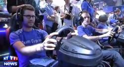 Cyprien à la Paris Games Week 2014