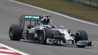 F1 2014 GP Chine - Rosberg
