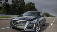 General Motors présente la future Cadillac CTS semi-autonome prévue pour 2016