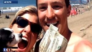 La folie Hidden Cash dans les rues de San Francisco (mai 2014)