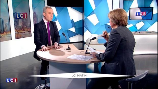 """Législative partielle : """"Les Verts reviennent 20 ans en arrière"""" fustige François de Rugy"""