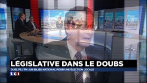 Législatives dans le Doubs : les premiers enseignements