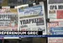 """Référendum grec : le gouvernement pourrait démissionner en cas de """"oui"""""""