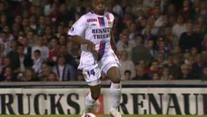 Sidney Govou football équipe de France Cissé
