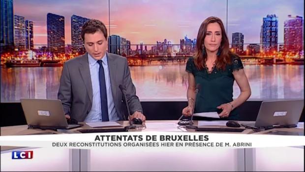 Attentats de Bruxelles : deux reconstitutions effectuées à Schaerbeek et à l'aéroport