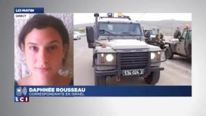 Bombardement israélien en Syrie : les explications de la correspondante de LCI